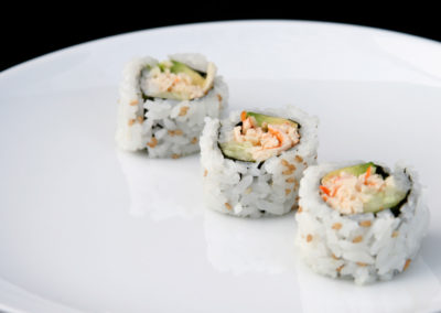 Sushi Diagonal White
