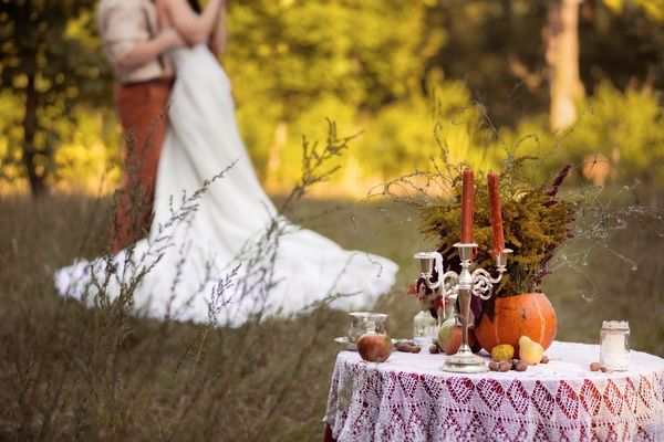 Fall is in the air and so are the sounds of Wedding bells